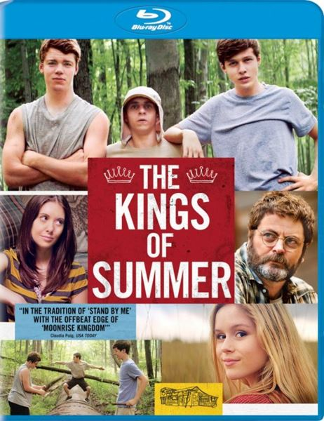 Короли лета / The Kings of Summer (2013) онлайн