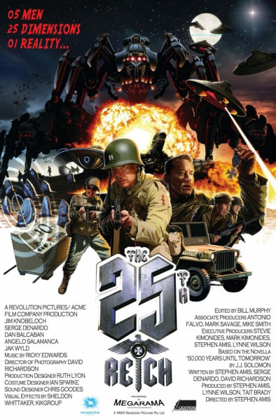 25-ый рейх / The 25th Reich (2012) онлайн