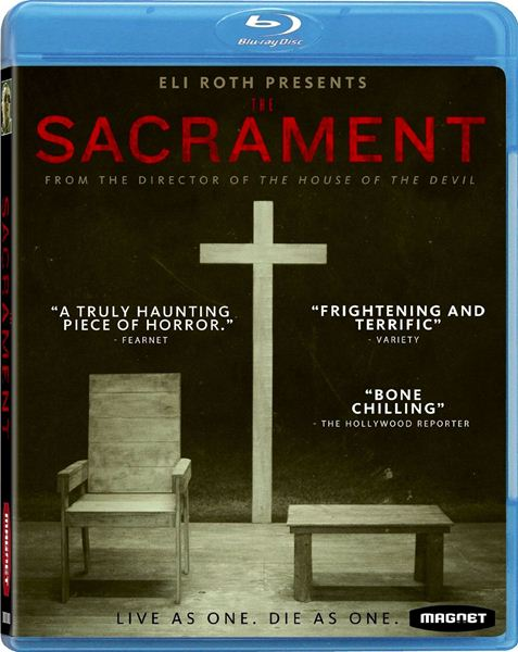 Таинство / The Sacrament (2013) онлайн