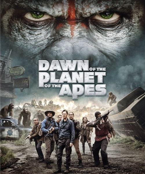 Планета обезьян: Революция / Dawn of the Planet of the Apes (2014) онлайн