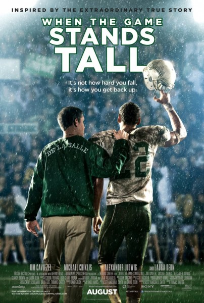 Игра на высоте / When the Game Stands Tall (2014) онлайн