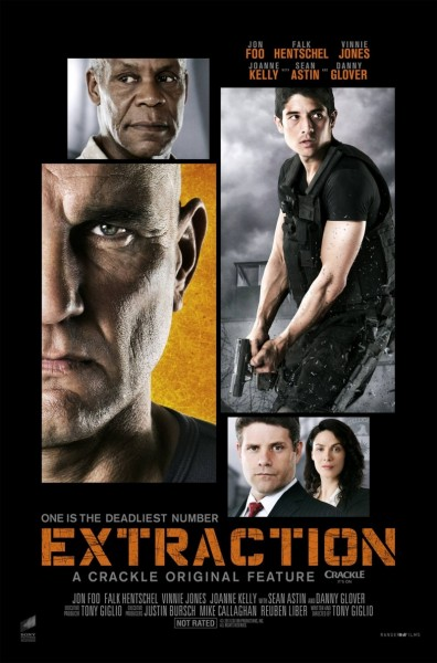 Эвакуация / Extraction (2013) онлайн