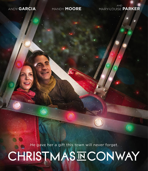 Рождество в конвей / Christmas in Conway (2013) онлайн
