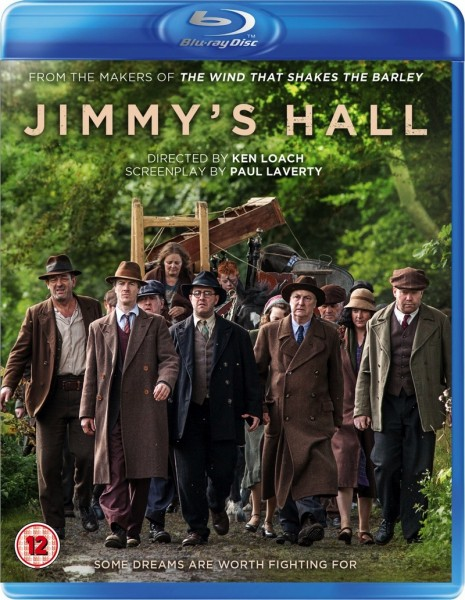 Зал Джимми / Jimmy's Hall (2014) онлайн
