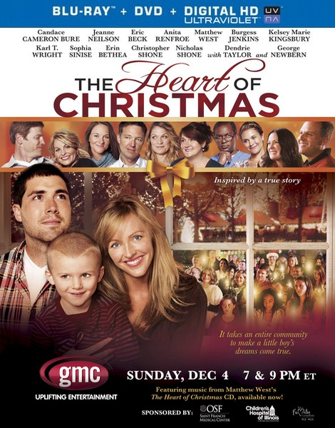 Разгар рождества / The Heart of Christmas (2011) онлайн