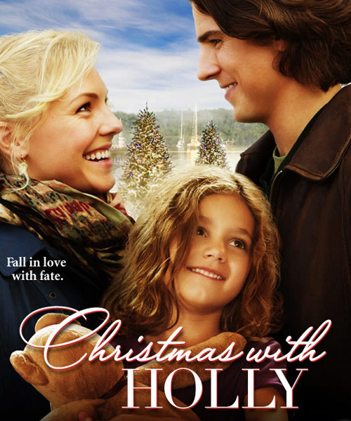 Рождество с Холли / Christmas with Holly (2012) онлайн