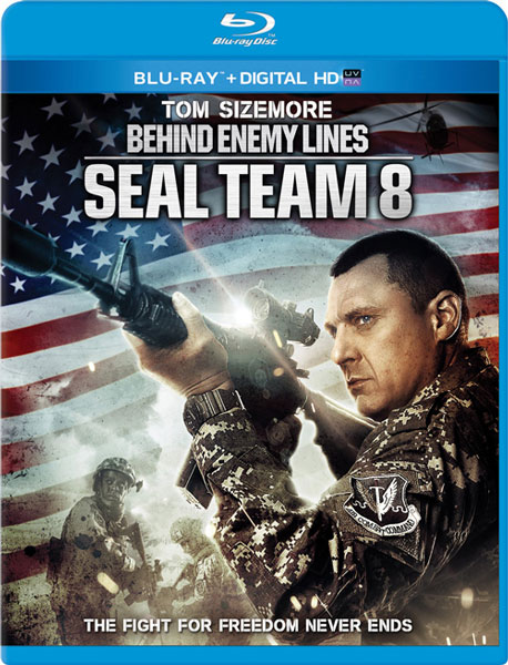 Команда восемь: В тылу врага / Seal Team Eight: Behind Enemy Lines (2014) онлайн