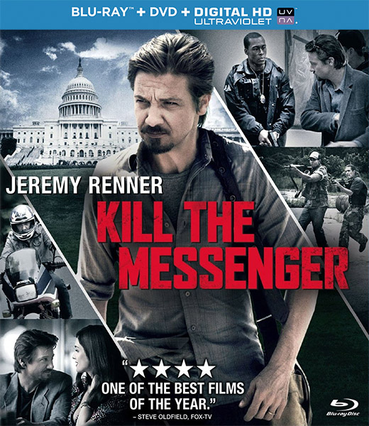 Убить гонца / Kill the Messenger (2014) онлайн