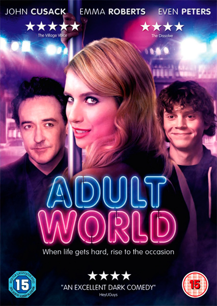 Взрослый мир / Adult World (2013) онлайн