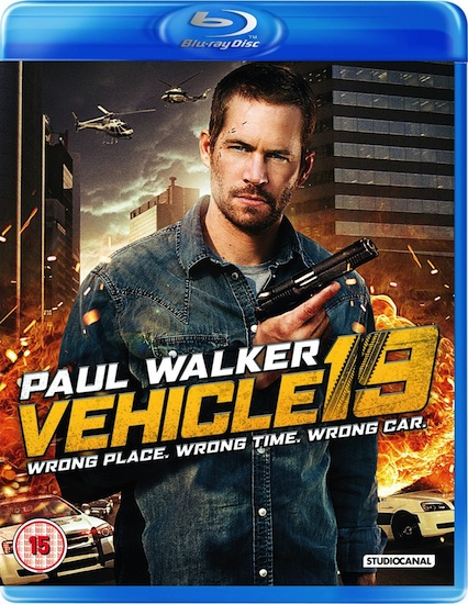 Тачка №19 / Vehicle 19 (2013) онлайн