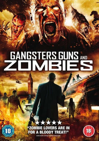 Братва, пушки и зомби / Gangsters, Guns and Zombies (2012) онлайн