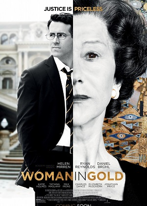 Женщина в золотом / Woman in Gold (2015) онлайн