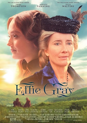Эффи / Effie Gray (2014) онлайн