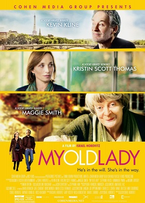 Моя старушка / My Old Lady (2014) онлайн