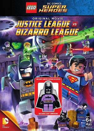 LEGO супергерои DC: Лига справедливости против Лиги Бизарро / Lego DC Comics Super Heroes: Justice League vs. Bizarro League (2015) онлайн