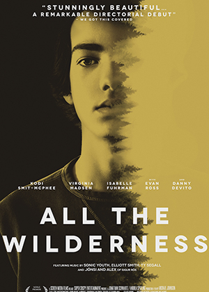 Дикая природа Джеймса / All the Wilderness (2014) онлайн