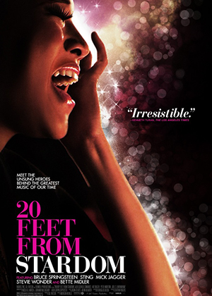 В двух шагах от славы / Twenty Feet from Stardom (2013) онлайн