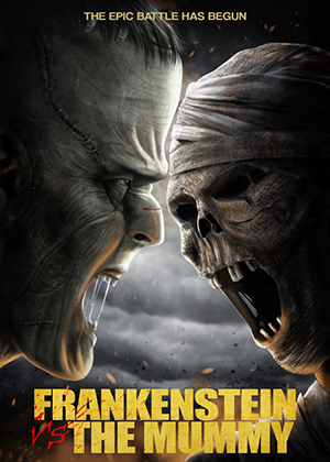 Франкенштейн против мумии / Frankenstein vs. The Mummy (2015) онлайн