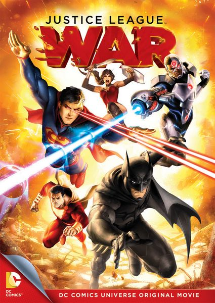 Лига справедливости: Война / Justice League: War (2014) онлайн