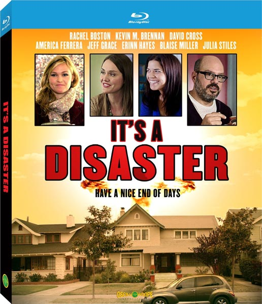 Это катастрофа / It's a Disaster (2012) онлайн