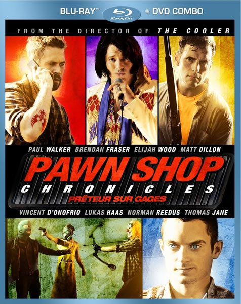 Хроники ломбарда / Pawn Shop Chronicles (2013) онлайн