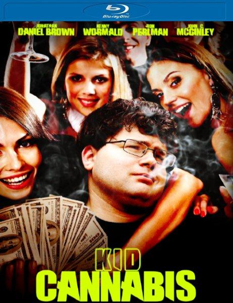 Малыш-каннабис / Kid Cannabis (2014) онлайн