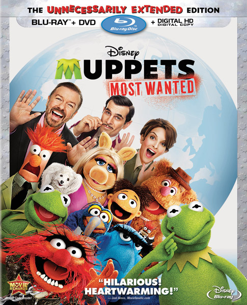Маппеты 2 / Muppets Most Wanted (2014) онлайн