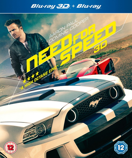 Need for Speed: Жажда скорости / Need for Speed (2014) онлайн