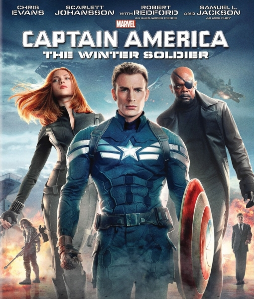 Первый мститель: Другая война / Captain America: The Winter Soldier (2014) онлайн