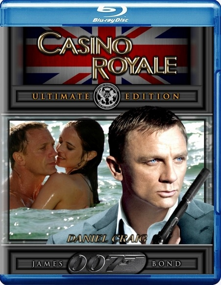 007: Казино Рояль / 007: Casino Royale (2006) онлайн