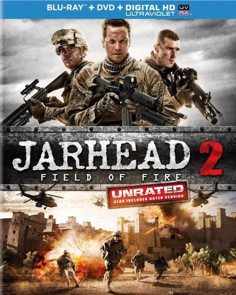 Морпехи 2 : Поле Огня / Jarhead 2: Field of Fire (2014) онлайн