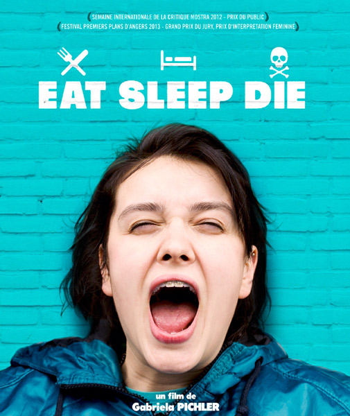 Ешь Спи Умри / Eat Sleep Die (2012) онлайн
