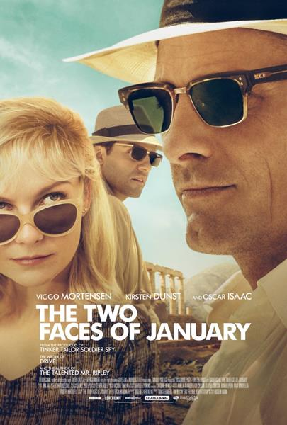 Два лика января / The Two Faces of January (2014) онлайн