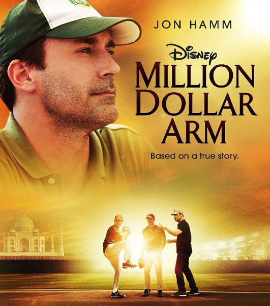 Рука на миллион / Million Dollar Arm (2014) онлайн