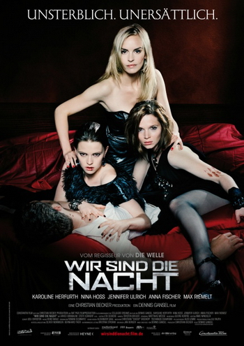 Вкус ночи / Wir sind die Nacht / We Are the Night (2010) онлайн